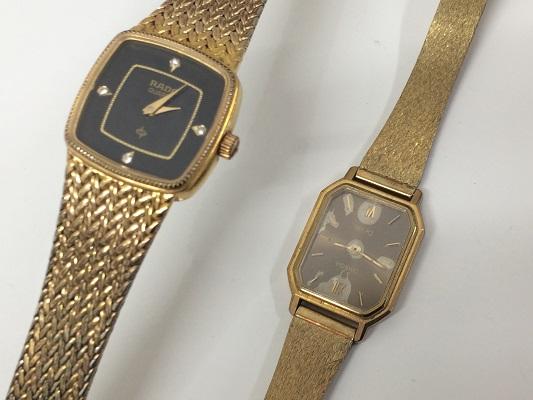 オメガ(OMEGA)デヴィルなどジャンク品時計をお買取り致しました。 銀座有楽町新橋品川京都神戸心斎橋