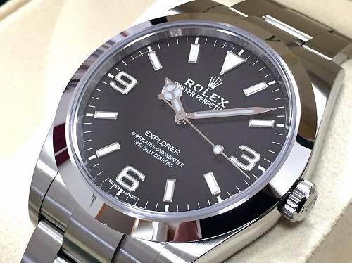 ROLEX ロレックス エクスプローラーⅠ 214270 ランダム品番