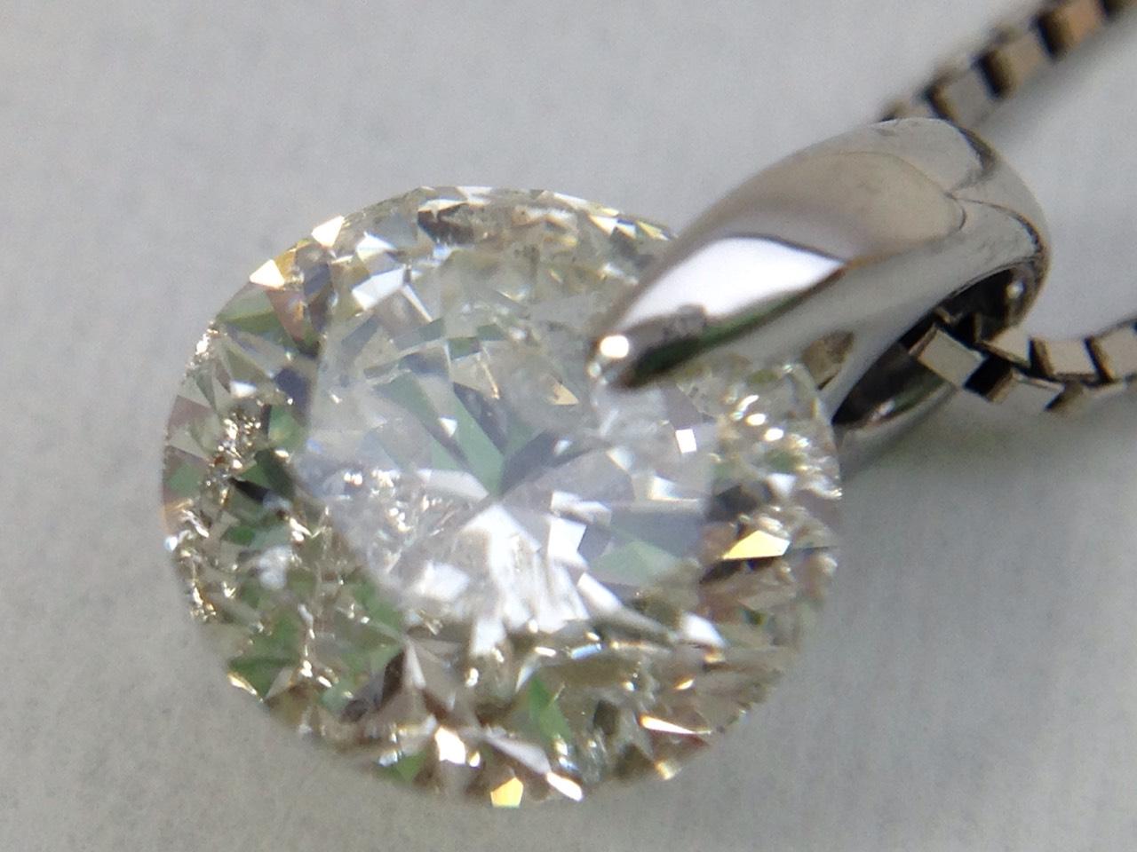 ダイヤモンド ペンダント1.02ct PT900 PT850 ダイヤモンド買取 京都 四条 大宮 西院
