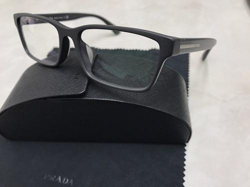 プラダ(PRADA) メガネ サングラス 黒 七条 京都 大阪 神戸 出張買取