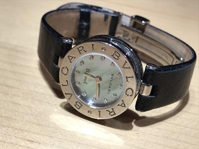 ブルガリ(BVLGARI)B-ZERO1 腕時計 ビーゼロ 京都 四条 烏丸 河原町 買取