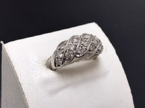 ダイヤモンドリング Pt900 1.00ct 貴金属 プラチナ 宝石 買取 北山 京都 大阪 神戸
