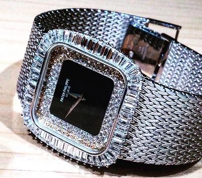 パテックフィリップ(PATEK PHILIPPE) メンズウォッチ ダイヤモンド(DIAMOND)ブランド 京都 四条 烏丸 河原町 買取