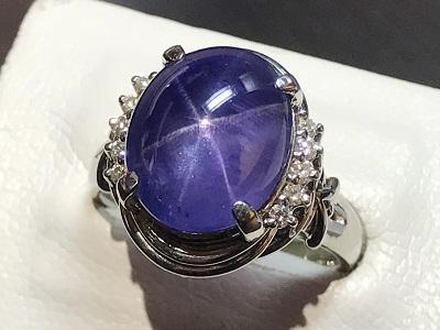 サファイア(SAPPHIRE) 指輪 リング 宝石 ダイヤモンド(DIAMOND) 京都 四条 烏丸 河原町 買取