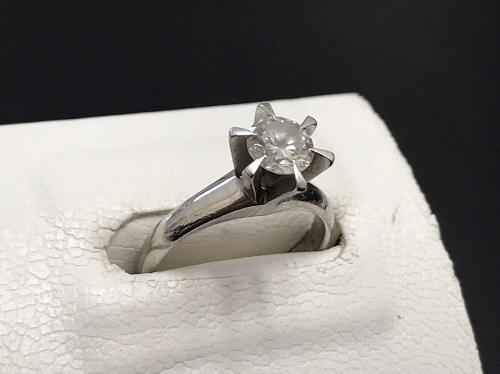 Pt900 0.50ct 宝石 ダイヤモンド プラチナ 七条 京都 出張買取