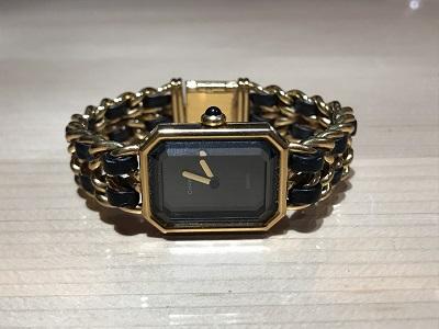 シャネル(CHANEL) プルミエール 腕時計 時計 レディースウォッチ 京都 四条 烏丸 河原町 買取り