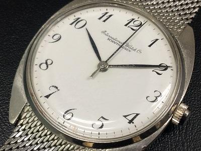 IWC高価買取 アンティーク機械式腕時計買取 ブランド時計買取 マルカ SS 時計高価買取 北区 マルカ 左京区 京都北山店 上京区