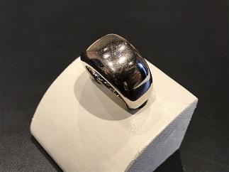 Cartier カルティエ ヌーベルバーグリング 750WG ブランドジュエリー買取 福岡 天神 博多 赤坂 薬院