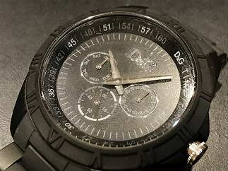 D&G メンズウォッチ 時計買取 宅配買取