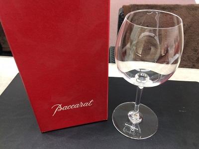Baccarat バカラ ワイングラス ブランド食器 高価買取 マルカ 宅配買取 無料