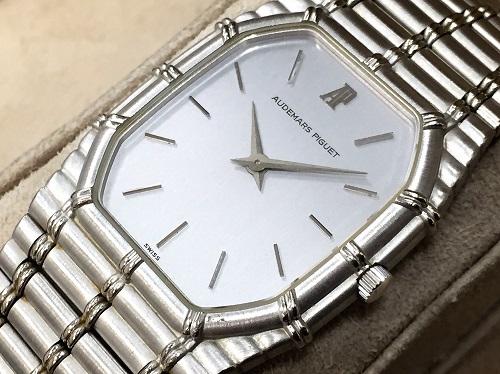 AP オーデマピゲ クラシックメンズウォッチ 750WG 時計 宅配買取
