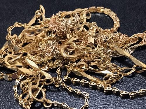 金 ネックレス 18金 貴金属
