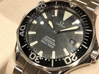 OMEGA オメガ シーマスター プロフェッショナル クロノメーター 300m 2254.50 時計買取