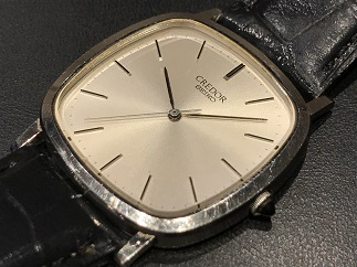 SEIKO セイコー CREDOR クレドール 時計買取