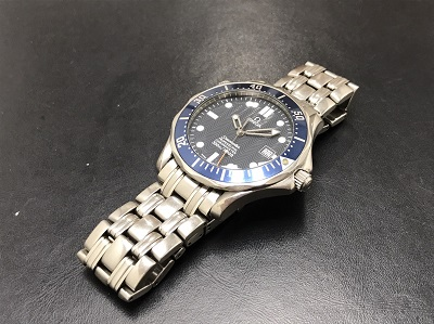 OMEGA オメガ シーマスター プロフェッショナル 300m 腕時計 高価買取 七条店
