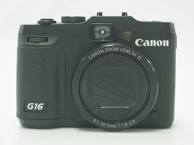 CANON(キヤノン) PowerShot パワーショット G16