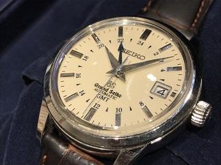 SEIKO グランドセイコー GMT SBGM021 時計 買取 福岡 天神 博多 薬院 赤坂 質屋