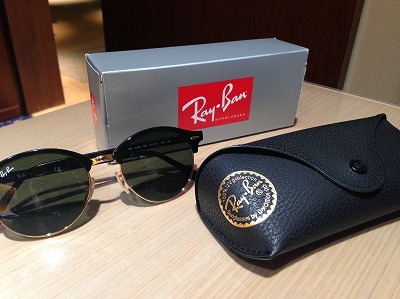 Rayban(レイバン)サングラス グリーン RB4246 渋谷ブランド買取