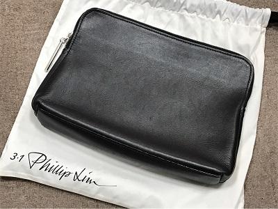 3.1フィリップリム(3.1 Phillip Lim)クラッチバッグ AC00-0338NPO フィリップリム買取 三宮 神戸