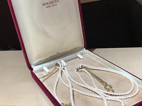 ミキモト(MIKIMOT) パール(PEARL) 真珠 ネックレス ジュエリー