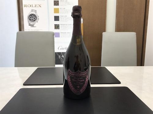 お酒 ドンペリ二ヨン ロゼ 2004 750ml シャンパン 出張買取