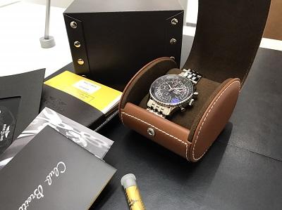 BREITLING ブライトリング ナビタイマー1884 リミテッドエディション A21350 腕時計 高価買取 七条店