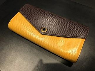 LOUIS VUITTON ルイヴィトン ポルトフォイユ・サラ エピ M60529 ブランド品買取 福岡天神 博多