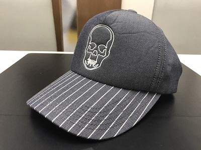 LUCIEN PELLAT-FINET ルシアンペラフィネ スカルプリントキャップ  帽子 高価買取 宅配買取