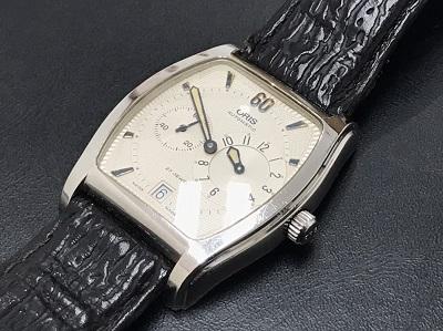 ORIS オリス トノー レギュレーター オートマチック 腕時計 高価買取 七条店