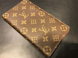 LOUIS VUITTON ルイヴィトン 二つ折り財布 モノグラム ブランド品買取 福岡 天神 博多