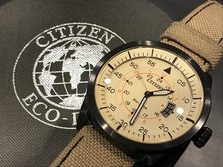 CITIZEN シチズン エコドライブ 時計買取 出張買取