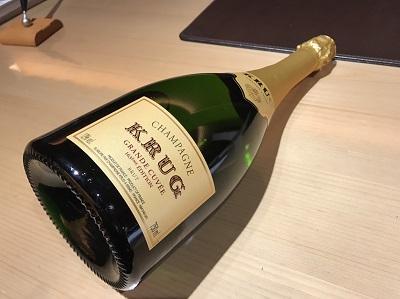 KRUG クリュッグ ワイン シャンパン お酒 高価買取 出張買取
