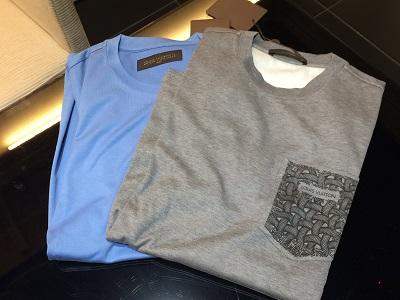 ルイヴィトン クリストファーネメス Tシャツ 未使用品 お買取りさせて頂きました