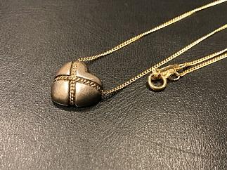 Tiffany & Co. ティファニー シグネチャハートペンダント 750 925 ジュエリー買取