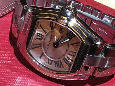 カルティエ(CARTIER) ロードスターSM 腕時計 時計 ブランド