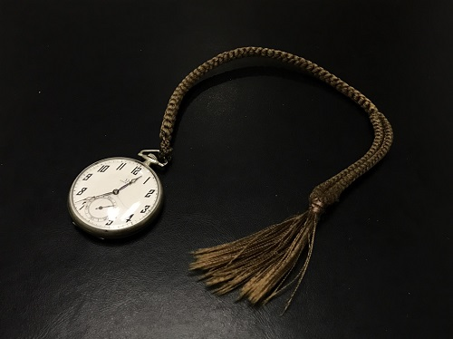 オメガ(OMEGA) 懐中時計 SS 手巻き スモセコ 北山 買取