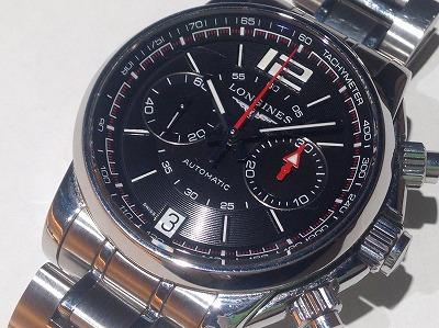 ロンジン(LONGINES) アドミラルズ クロノ グラフL3.666.4 MARUKA渋谷 時計 買取