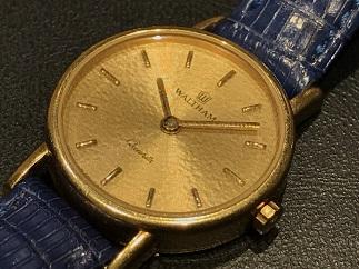 Waltham ウォルサム レディースウォッチ 時計買取 福岡 天神 博多
