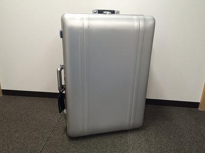 ゼロハリバートン 旅行バッグ トランクケース キャリーケース マルカ 西日本センター 宅配買取 高価買取
