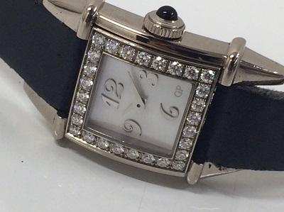 ジラールペルゴ ヴィンテージ1945 Ref.25620 750×サテン ダイヤモンドベゼル