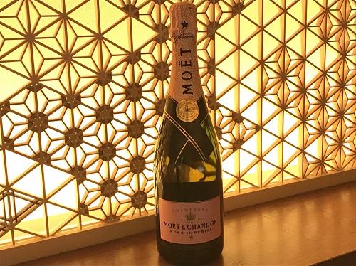 モエ・エ・シャンドン ロゼ 750ml お酒 ワイン シャンパン 出張買取
