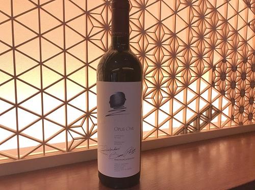 ワイン オーパスワン 2013 未開封 お酒