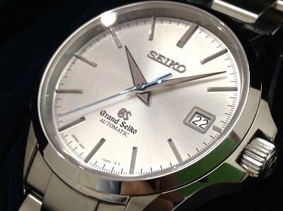 SEIKO セイコー グランドセイコー メカニカル マスターショップ限定 SBGR069 腕時計 美品 高価買取 西院
