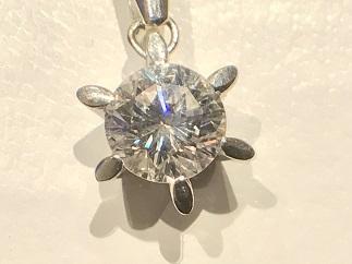 ダイヤモンド プラチナ 1カラット ジュエリー 宝石買取 福岡天神 博多 質屋