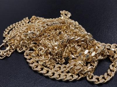 K18 金 喜平ネックレス 40.3g 地金 貴金属 高価買取 七条店