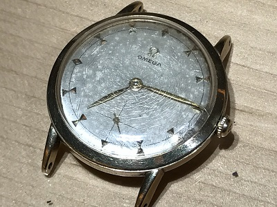 オメガ(OMEGA)腕時計 フェイス 時計 ブランド