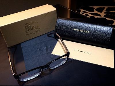 バーバリー(BURBERRY)眼鏡 ブラッフレーム B2216-D 宅配 買取