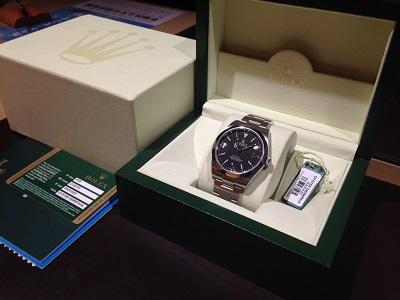 ROLEX ロレックス エクスプローラー1 Ref.214270 腕時計 美品 高価買取 七条店