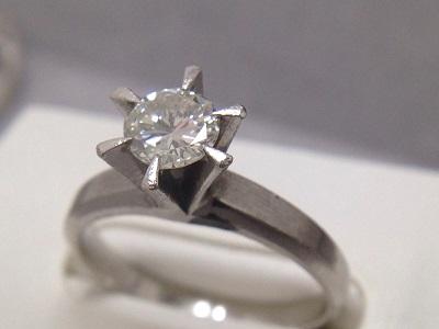 ダイヤモンド Pt900 0.52ct プラチナ 貴金属 宝石 北山 買取