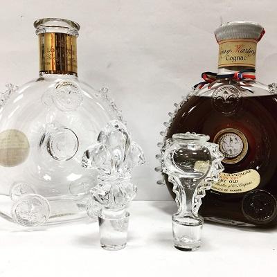 レミーマルタン ルイ13世 (RÉMY MARTIN) 空瓶 お酒買取 三宮 元町 神戸